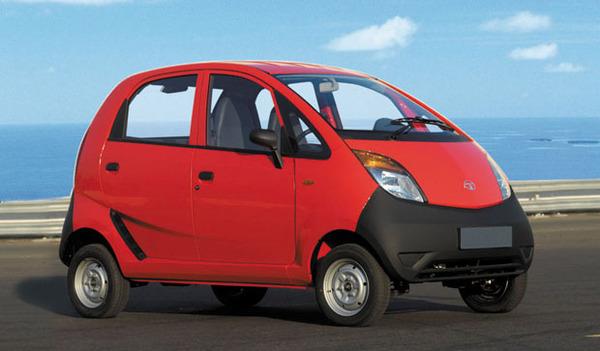 Tata Nano : une version hybride au programme