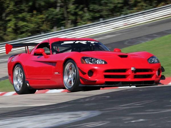 [vidéo] Ring Folies : la Dodge Viper ACR-X en 7'03'' !
