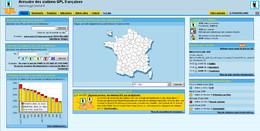 Un site Internet répertorie les stations GPL en France
