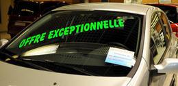 Midi-Pile - Explosion des ventes de voitures neuves en novembre avec +48,4% mais 2010 s'annonce difficile