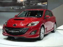 Genève 2009 - Mazda 3 MPS, l'Impreza traction