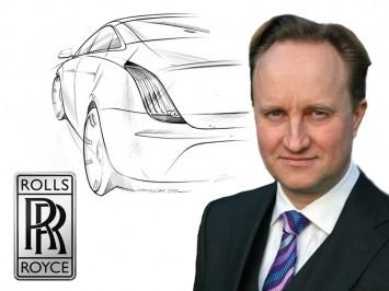 Design : Giles Taylor dessinera les prochaines Rolls Royce