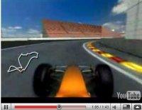 F1 : decouvrez le circuit en ville de Valence de l'intérieur