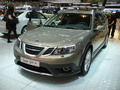 Genève 2009 - Saab 9-3X, le break des champs. Du cygne ?