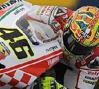 Moto GP - Australie Podium : 3. Rossi