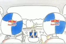 [Vidéo] Red Bull donne des ailes à Seb Loeb et Daniel Elena