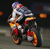 Moto GP - Qatar FP2: Stoner fait barrage à Yamaha