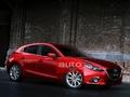 Nouvelle Mazda3 : les photos s'échappent avant la présentation officielle