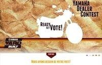 Yamaha Yard Built: c'est désormais au tour des concesionnaires européens de montrer ce qu'ils savent faire