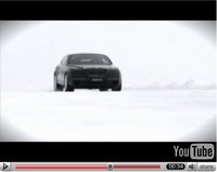 La video du jour : Bentley Continental GT World Ice Speed Record