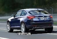 Après le X6, BMW prépare un X2!