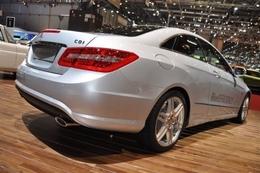 Mercedes Classe E coupé : adieu CLK