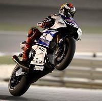 Moto GP - Qatar FP3: Lorenzo fait sauter le bouchon