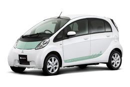 Mitsubishi i MIEV électrique : le modèle de production dévoilé