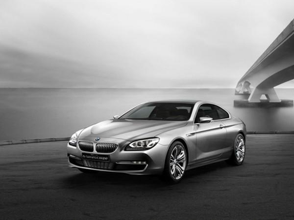 Nouvelle BMW Serie 6 Coupé : dévoilée au salon de Shanghaï