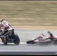 Moto GP - Simoncelli vs Pedrosa: On en cause encore dans le paddock