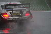 DTM au Nürburgring: Schneider en roi de la pluie !