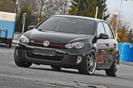 Volkswagen Golf GTI par Wimmer : la R peut aller se rhabiller