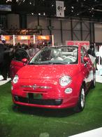 Genève 2009: La Fiat 500C au purgatoire