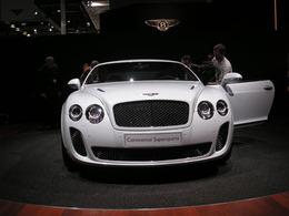 Genève 2009: Bentley Continental Supersports