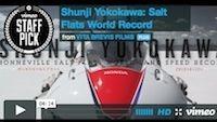 """Shunji Yokokawa empoche le record de vitesse """"Stock 600"""""""