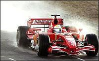 Essais libres 1 : Scuderia Ferrari