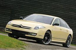 Salon de Londres: Citroën C6 Pallas (oubliez la CX)