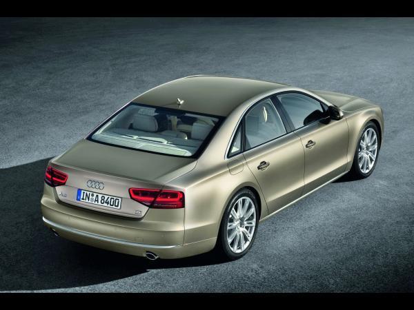Nouvelle Audi A8 : toutes les vidéos