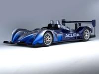 Acura vise Le Mans en 2008, et plus encore en 2009...