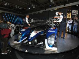 Endurance - Peugeot dévoile sa nouvelle 908