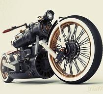 Insolite - Design: Une moto peut en cacher une autre