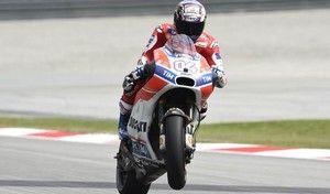 MotoGP - Malaisie J.1: Dovizioso prêt pour son baroud d'honneur