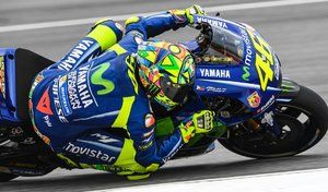 MotoGP - Malaisie J.1: Rossi regrette une journée compliquée