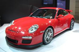 Porsche 911 GT3 : en l'absence de la Panamera