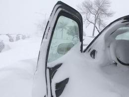 Quelques clichés impressionnants sur la tempète de neige américaine