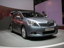 Genève 2009: Nouveau Toyota Verso