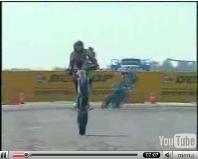 Vidéo moto : Championnat du monde de Supermotard en Bulgarie