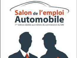 Le Salon de l'emploi automobile ouvre ses portes dans 8 jours