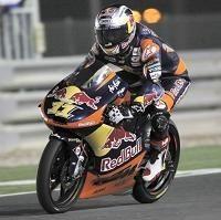 Moto 3- Qatar Qualifications: Cortese devant et un Rossi en première ligne