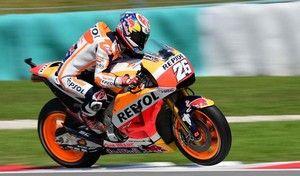 MotoGP - Malaisie J.2 : Pedrosa domine Zarco et Dovisioso