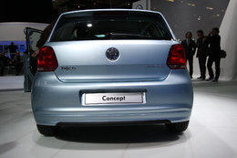 VW Polo Blue Motion Concept, la vraie fourmi