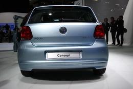 VW Polo Blue Motion Concept, la vraie fourmi