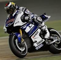 Moto GP - Qatar Qualifications: Jorge Lorenzo prend le flambeau