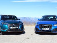 Comparatif vidéo - DS3 Crossback vs Audi Q2 : question de prestige