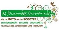 Gros plan sur les Journées Nationales de la Moto et du Scooter 2009