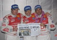 12h de Sebring: Victoire d'Audi... mais pas large !