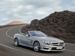 (Vidéo) 60 ans de Mercedes SL