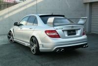 Mercedes Classe C Sports Line Black Bison Edition by Wald : meuuh !