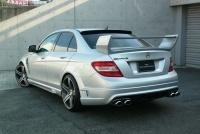 Mercedes Classe C Sports Line Black Bison Edition by Wald : meuuh !