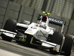 Essais GP2 Abu Dhabi Jour 2 : Van der Garde en tête, les français en embuscade